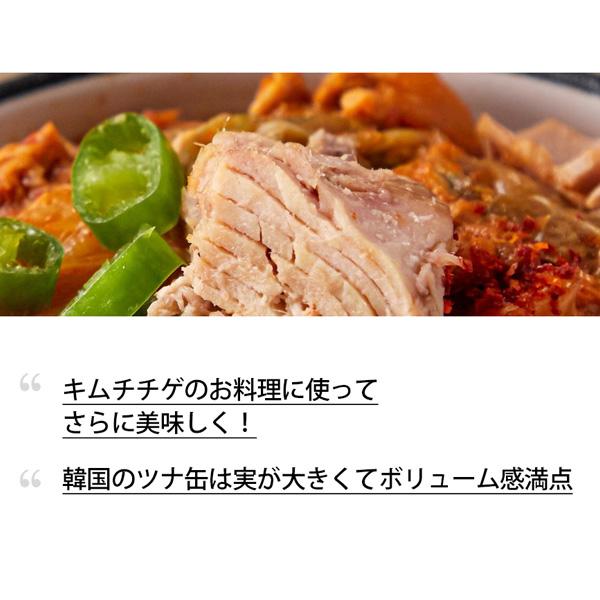 [東遠] キムチチゲ用ツナ缶 100g