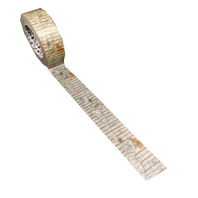シェリ ストライプ マスキングテープ