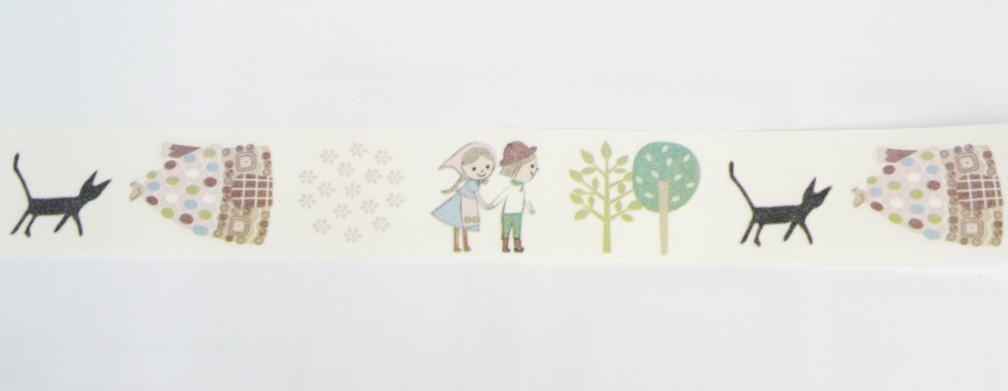 hansel&gretel (BOX ROLL STICKER)