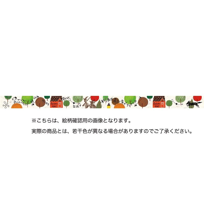 注文の多い料理店2 マスキングテープ -宮沢賢治シリーズ-