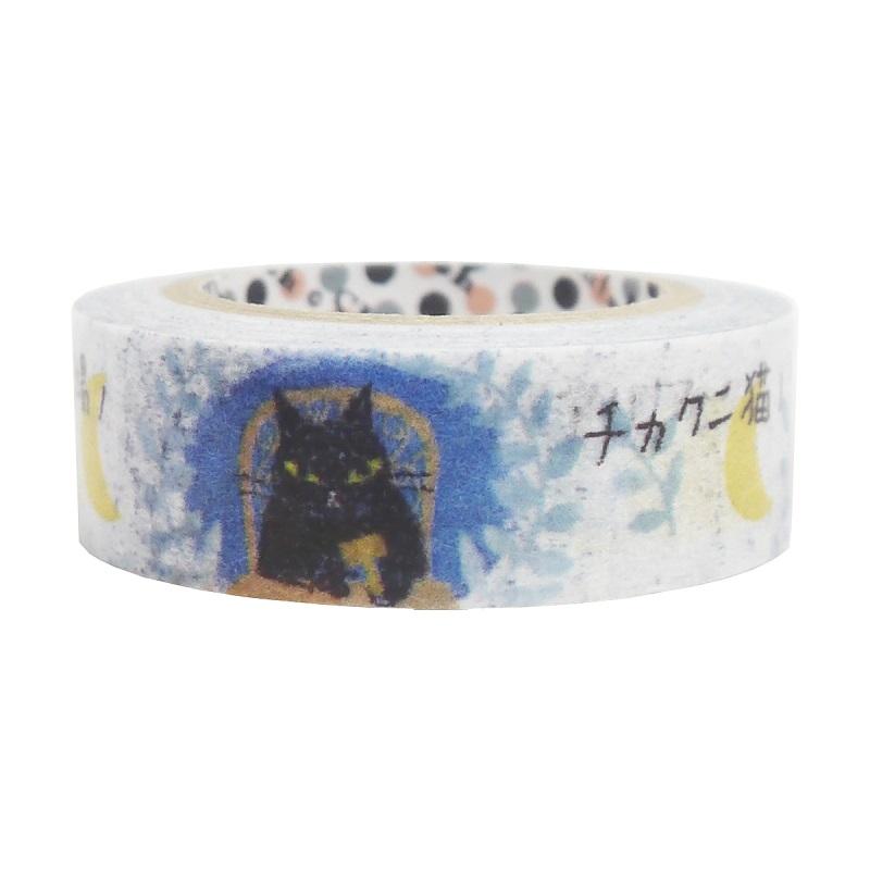 猫の事務所2 マスキングテープ -宮沢賢治シリーズ-