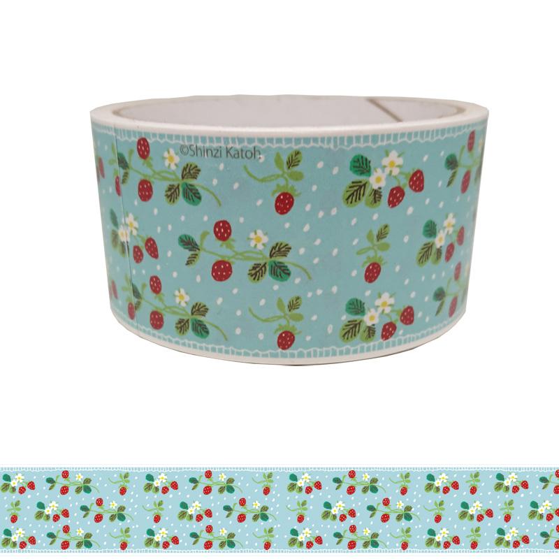 クラフトテープ strawberry