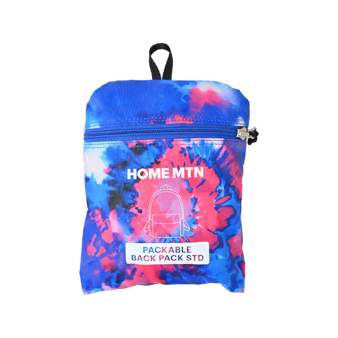 HOME MOUNTAIN(ホームマウンテン)<br>Packable Back Pack STD