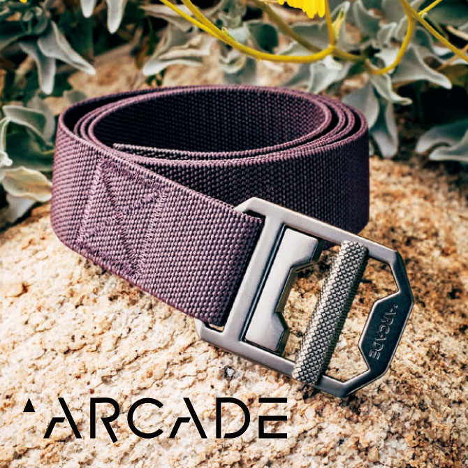 ARCADE BELTS(アーケードベルト)<br>Utility Belt<br>Guide Slim