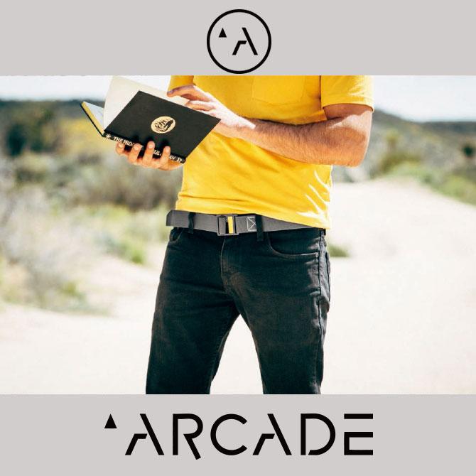 ARCADE BELTS(アーケードベルト)<br>Utility Belt<br>Guide