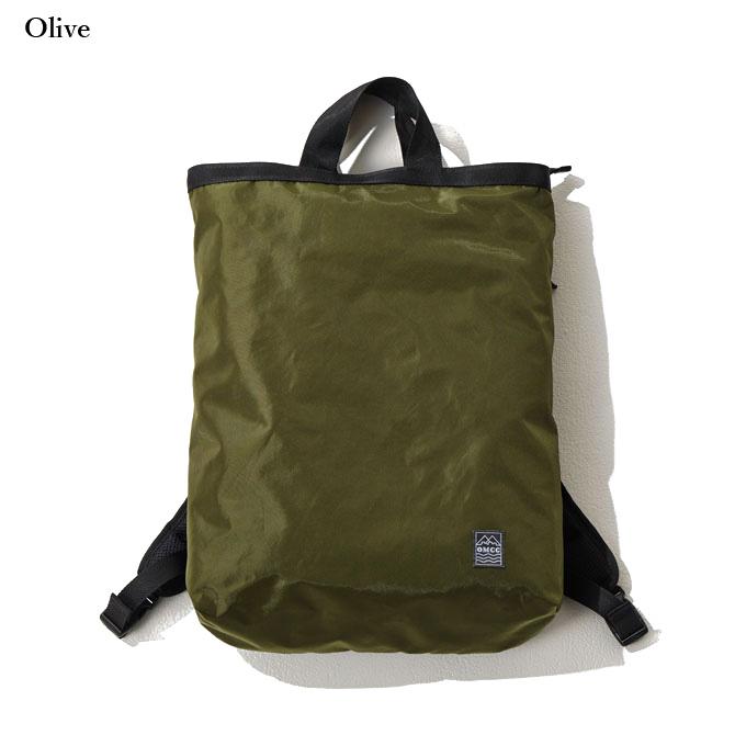 OMCC(オーエムシーシー)<br>Tote Pack<br>Backpack