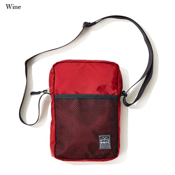 OMCC(オーエムシーシー)<br>Mini Shoulder<br>420D Nylon