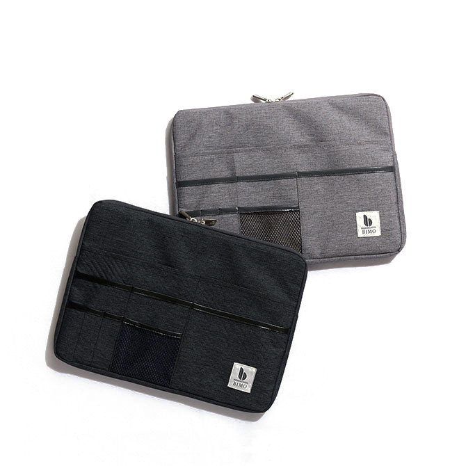 BIMO 【ビモ】<br>Multi Pocket Case<br>Heather Collection<br>13インチ