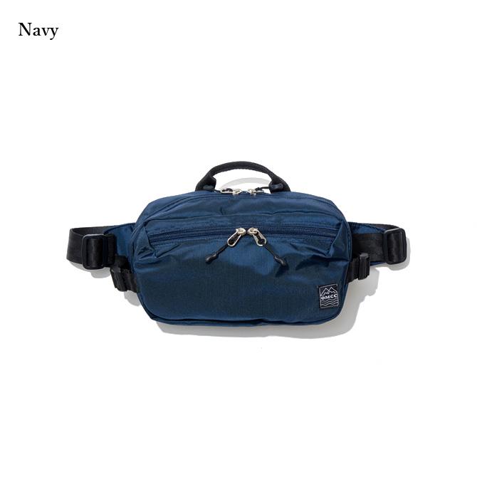 OMCC(オーエムシーシー)<br>Hip Bag<br>420D Nylon