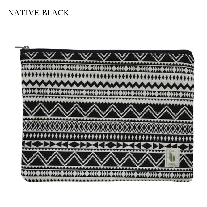 BIMO 【ビモ】<br>Mini pouch<br>Native Collection<br>Sサイズ