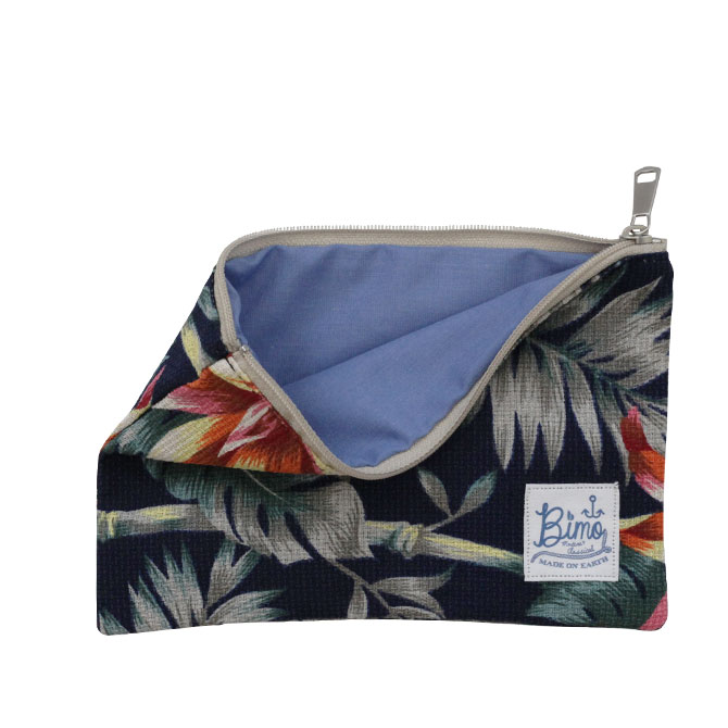 BIMO 【ビモ】<br>Mini pouch<br>Resort Collection<br>Sサイズ