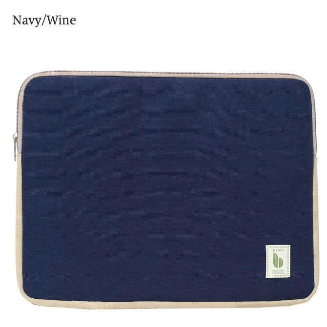 BIMO 【ビモ】<br>Notebook Case<br>Canvas Collection<br>11インチ