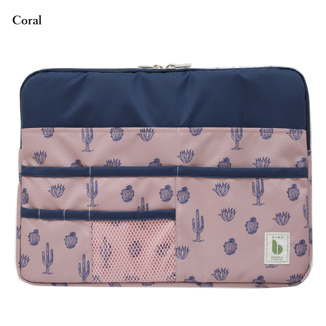 BIMO 【ビモ】 <br>Multi Pocket Case<br>Saboten Collection<br>13インチ
