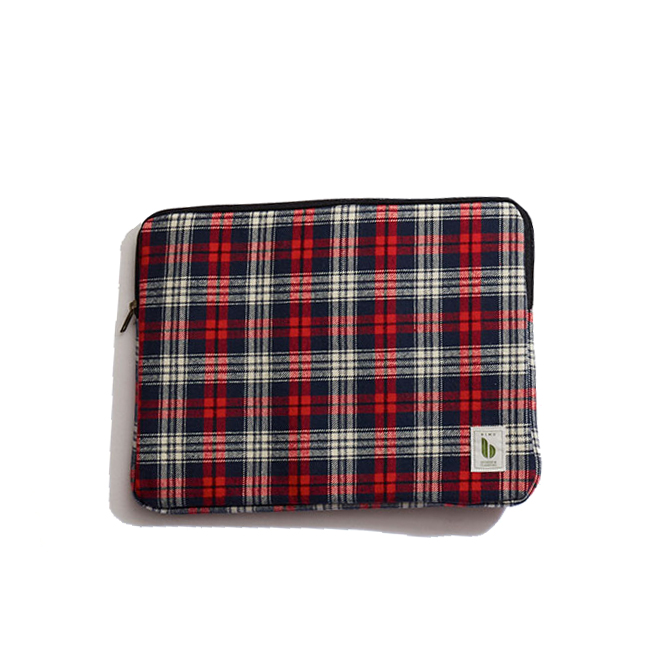 BIMO 【ビモ】<br>Notebook Case<br>Check Collection<br>11インチ