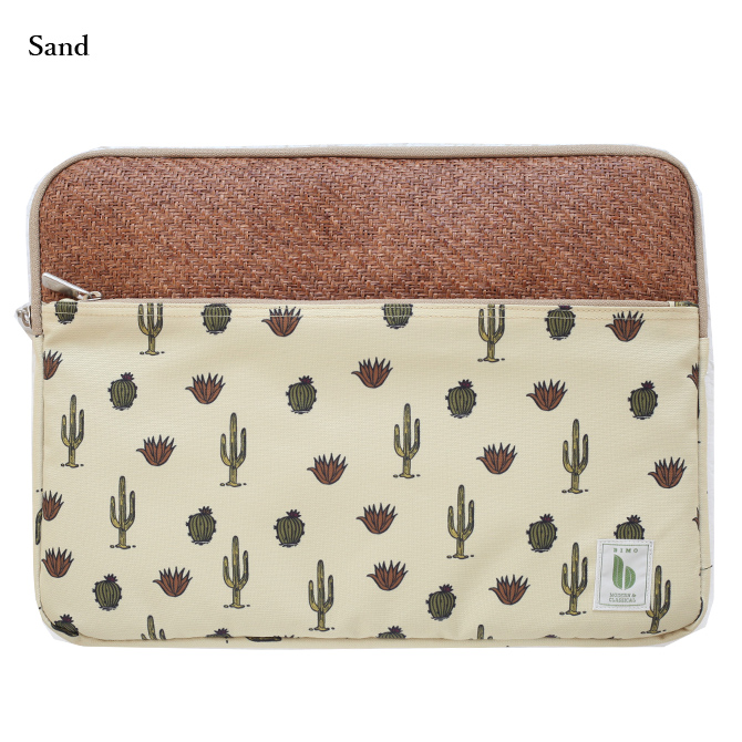 BIMO 【ビモ】<br>Notebook Zip Case<br>Saboten Collection<br>13インチ