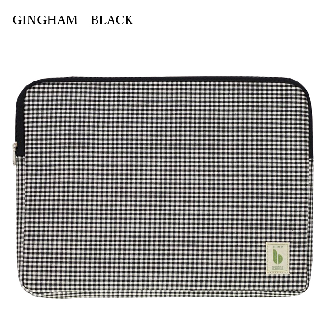 BIMO 【ビモ】<br>Notebook Case<br>Gingham Collection<br>11インチ