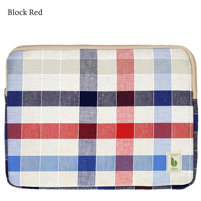 BIMO 【ビモ】<br>Notebook Case<br>Check Collection<br>13インチ