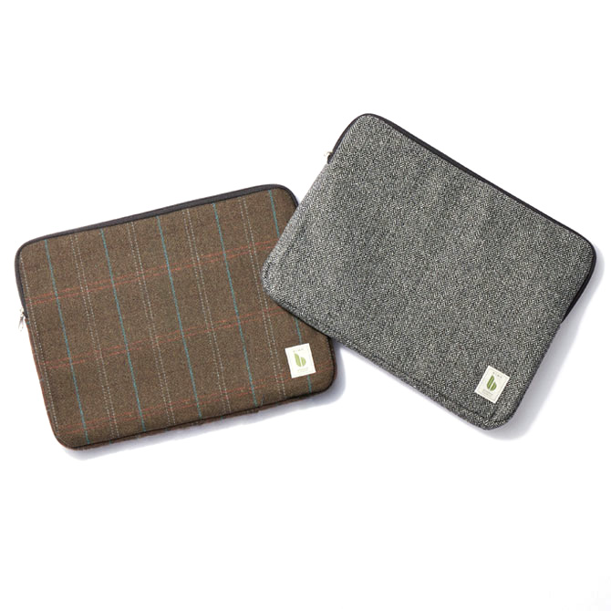 BIMO 【ビモ】<br>Notebook Case<br>Tweed Collection<br>13インチ