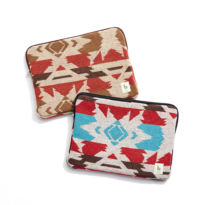 BIMO 【ビモ】<br>Notebook Case<br>Native-wool Collection<br>13インチ