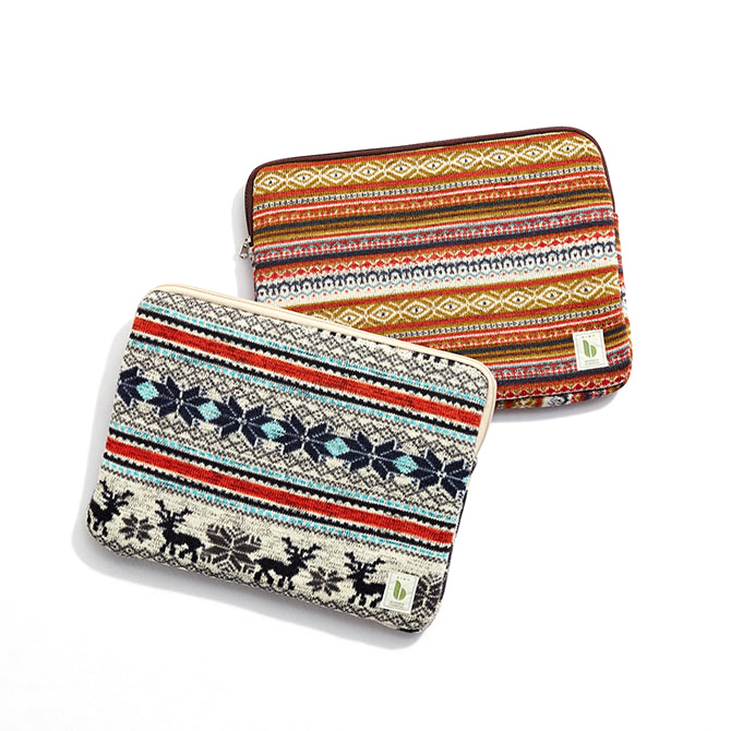 BIMO 【ビモ】<br>Notebook Case<br>Knit Collection<br>13インチ