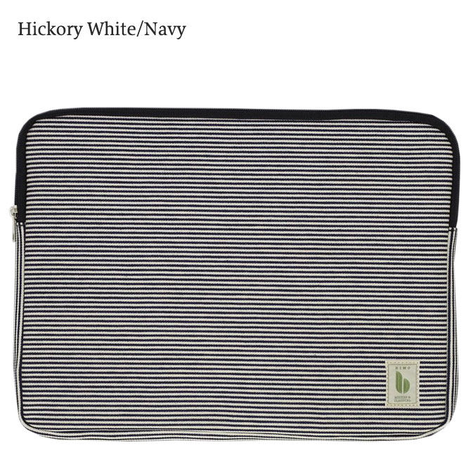 BIMO 【ビモ】<br>Notebook Case<br>Hickory Collection<br>15インチ