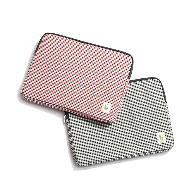 BIMO 【ビモ】<br>Notebook Case<br>Gingham Collection<br>15インチ