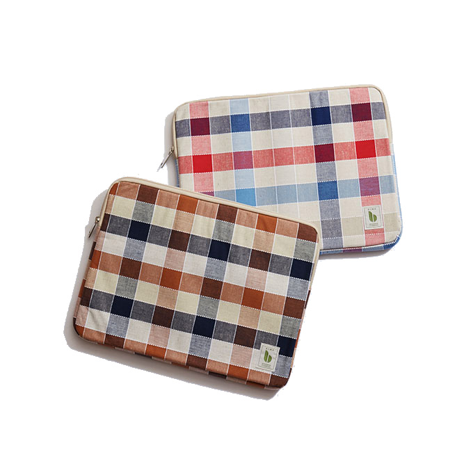 BIMO 【ビモ】<br>Notebook Case<br>Check Collection<br>15インチ