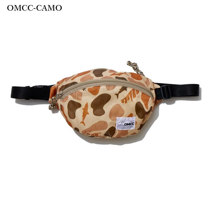 OMCC(オーエムシーシー)<br>RipstopNylon<br>Solid Color S