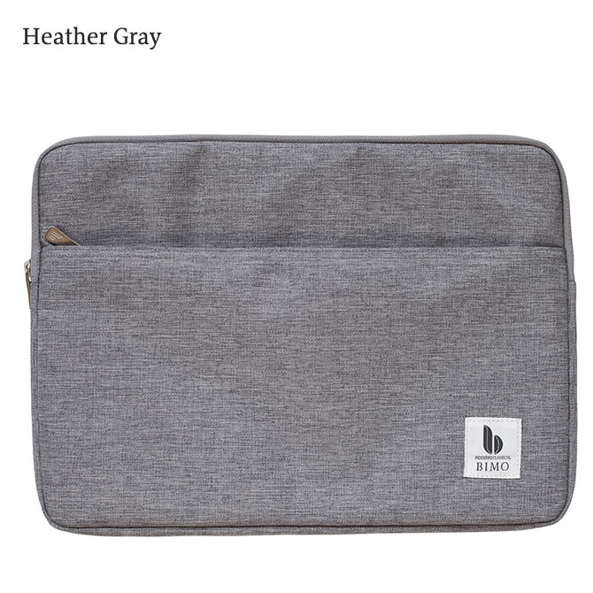 BIMO 【ビモ】<br>Notebook Zip Case<br>Heather Collection<br>13インチ
