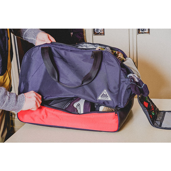 HOME MOUNTAIN(ホームマウンテン)<br>2R Travel Duffle Bag