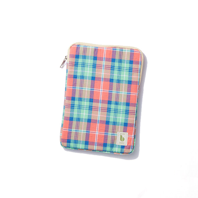 BIMO 【ビモ】<br>Tablet Zip Case<br>Check Collection<br>8インチ