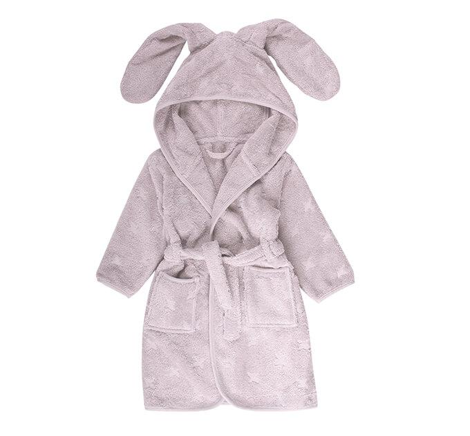 オーガニックコットン バスローブ bunny