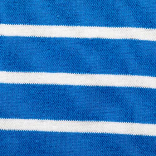 【20%OFF】オーガニックコットンストライプTシャツ(長袖)