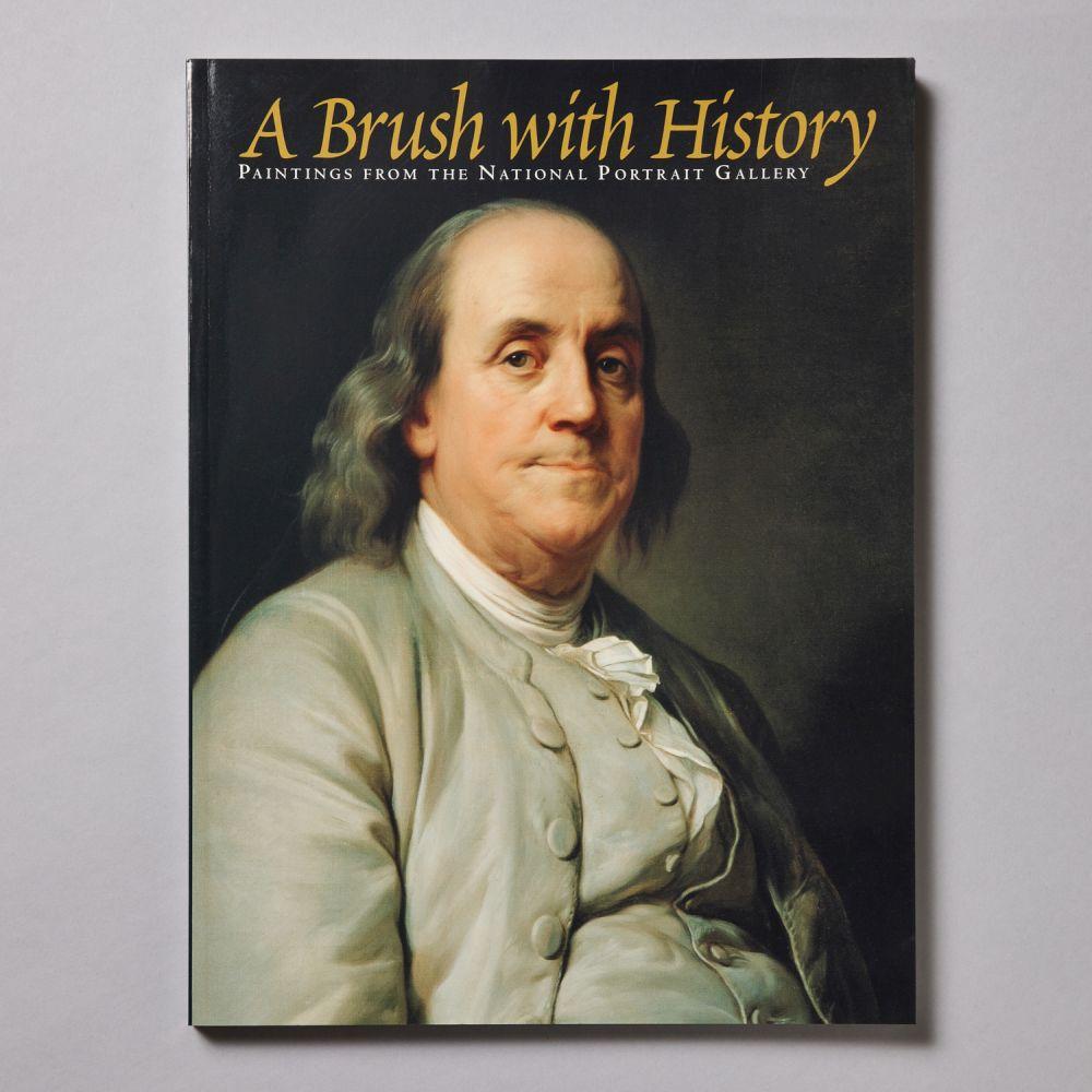肖像が語るアメリカ史:スミソニアン・ナショナル・ポートレート・ギャラリー所蔵作品による<br>A Brush with History:Paintings from the National Portrait Gallery