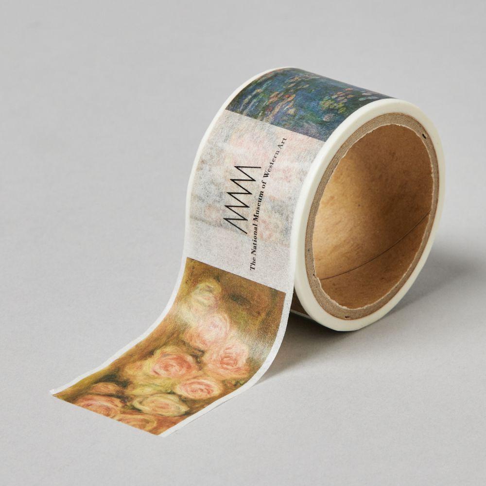 マスキングテープ 3cm <br>4コレクションズ