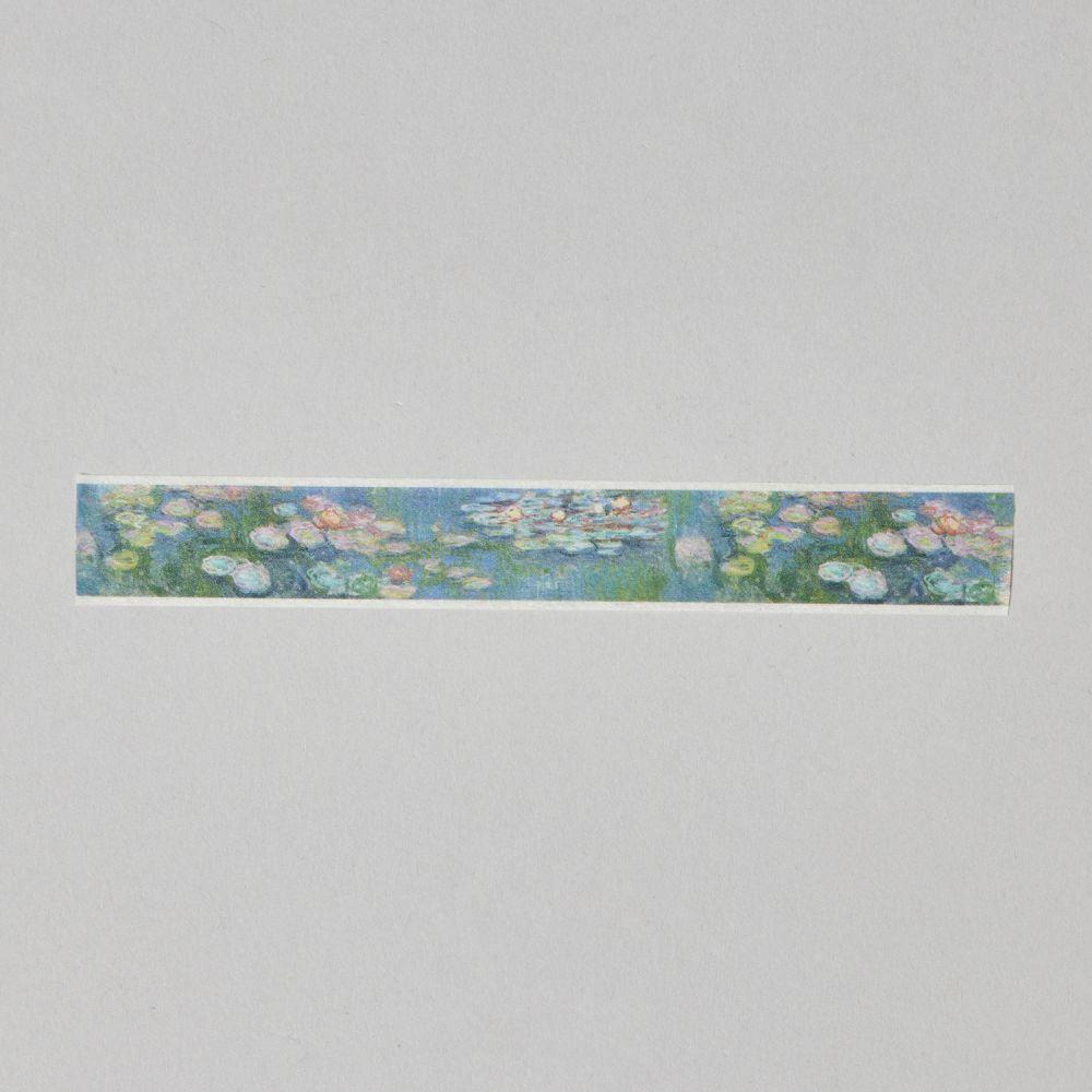 マスキングテープ 1.5cm 睡蓮