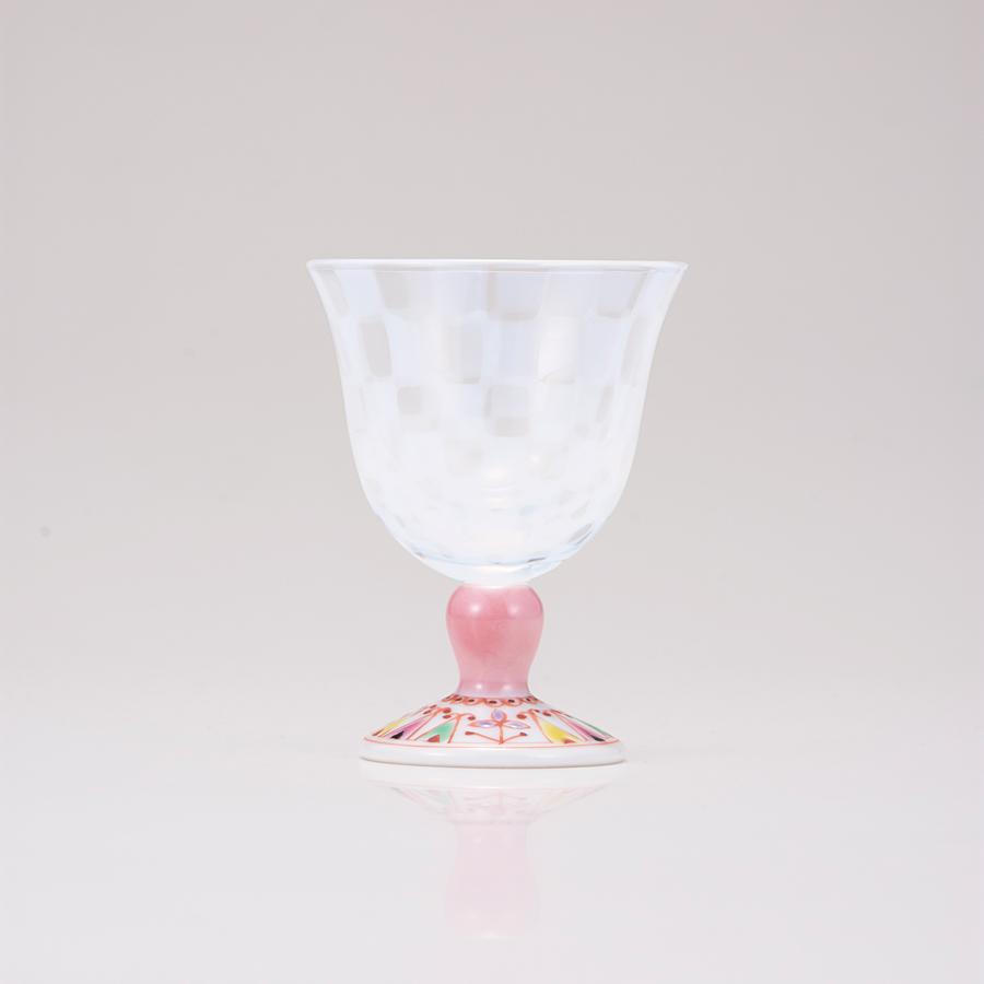 冷酒グラス(オパール)めばえ
