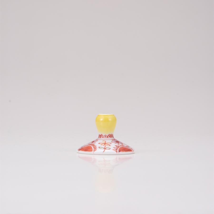 冷酒グラス(オパール)フラワー