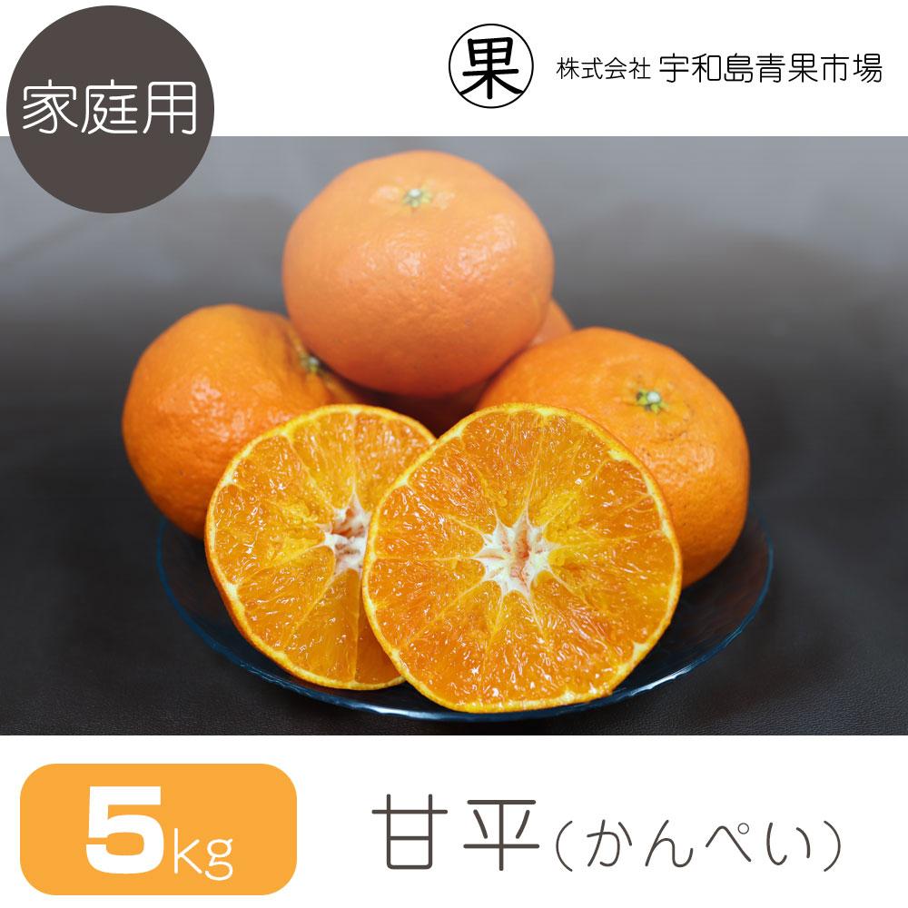 【家庭用】 甘平 5� | 愛媛県宇和島産