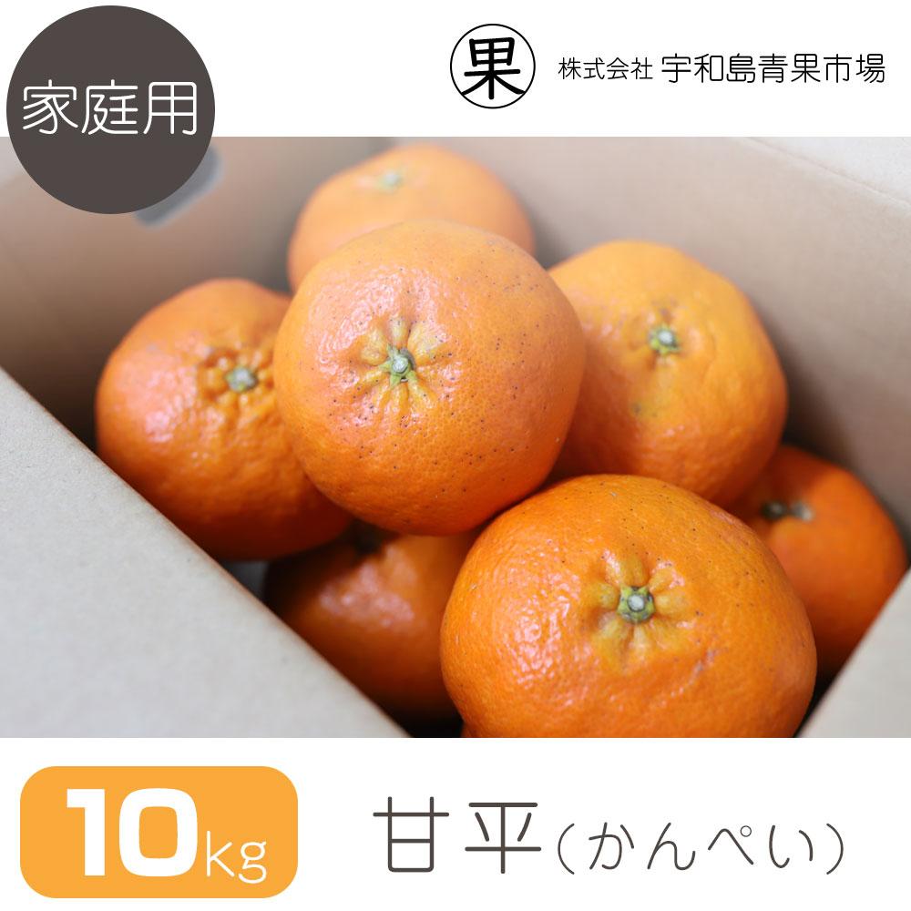 【家庭用】 甘平 10� | 愛媛県宇和島産