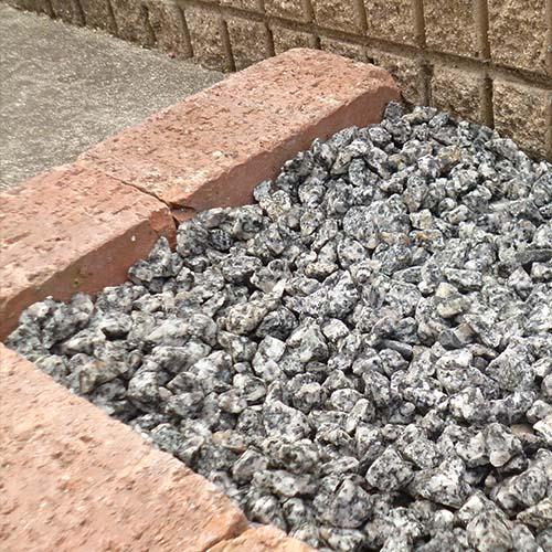砕石砂利 1-2cm 60kg パンダミックス
