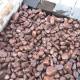 玉石砂利 1-2cm 60kg チョコレート