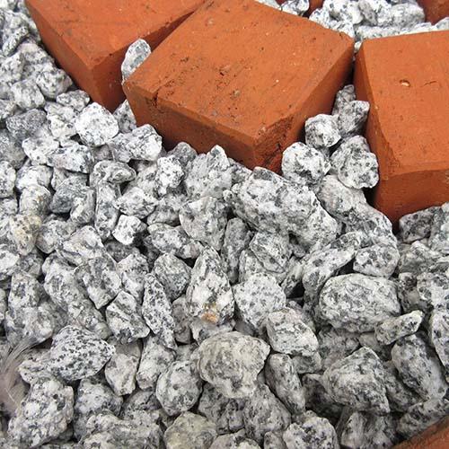 玉石砂利 1-2cm 1000kg パンダミックス