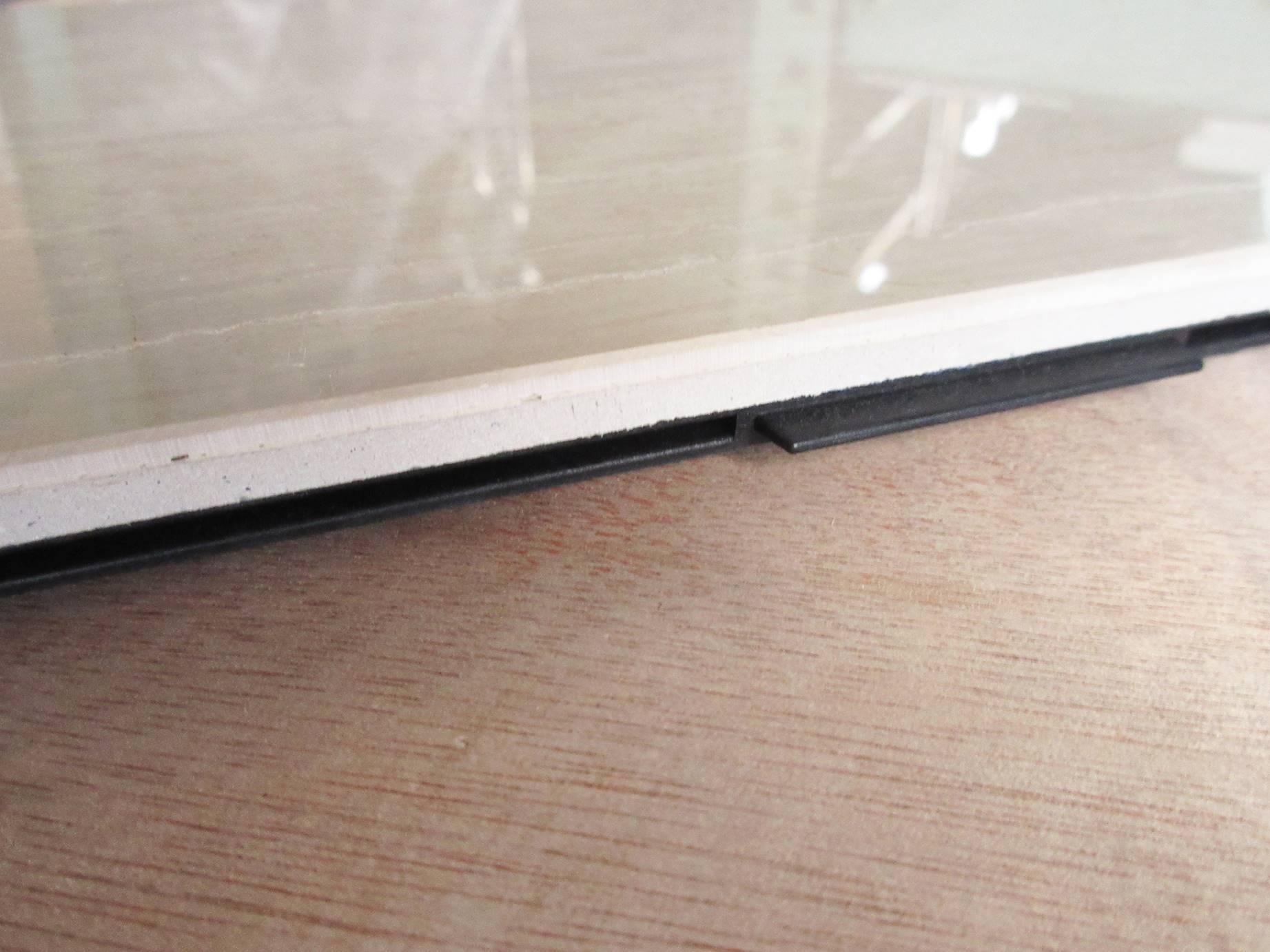 大理石パネル チョコレートグレー(オマーン産) 300×600×12mm 8枚セット