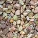 玉石砂利 1-2cm 60kg ピーチピンク