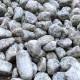 玉石砂利 3-4cm 60kg リリーホワイト