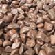 玉石砂利 3-4cm 500kg チョコレート