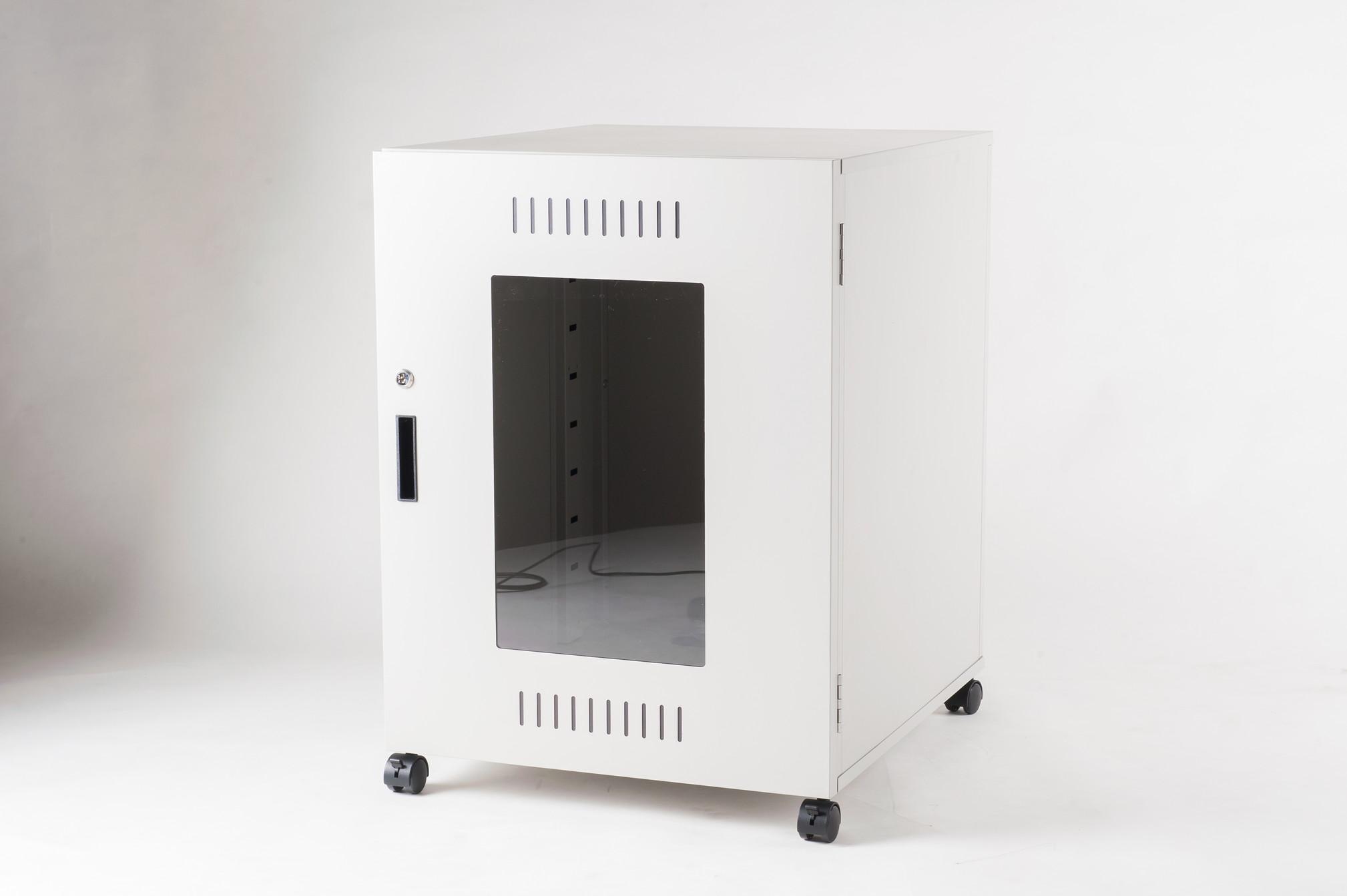 防塵ラック Tidy Box Machine