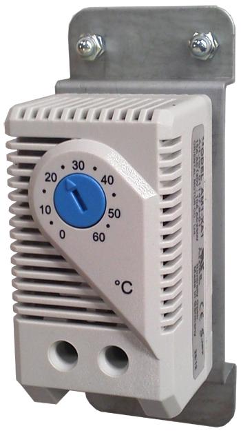 温度センサー付ファン