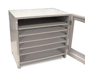 防塵ラック Tidy Box Slim 棚 タブレット・ipad・ノートPC保管